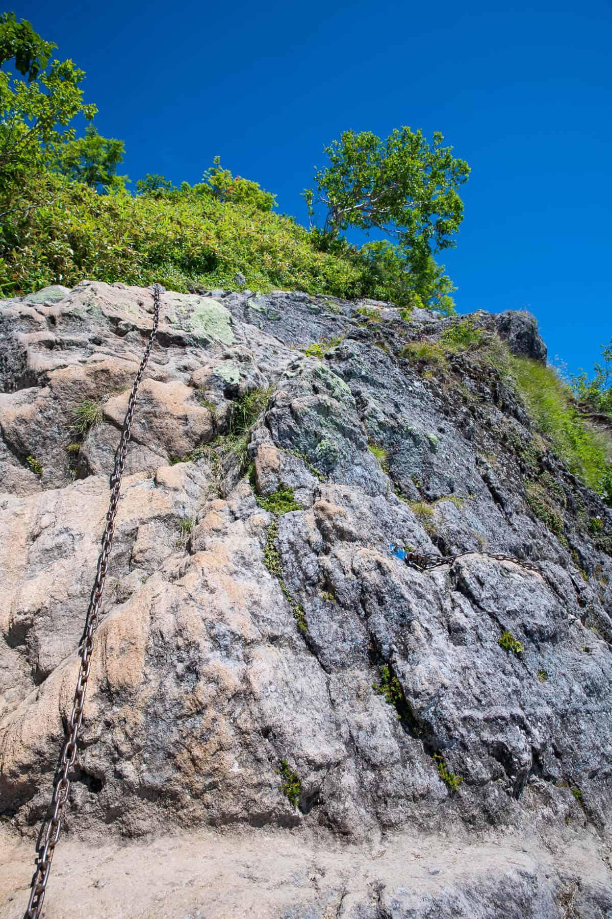 Mt Myoko Tail