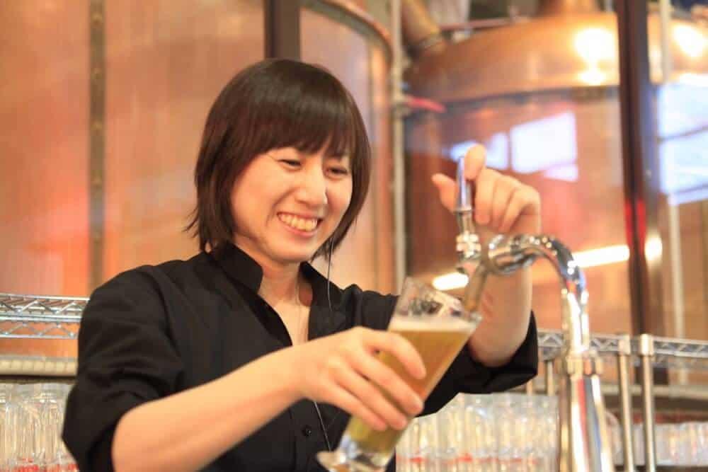 Myoko Kogen beer