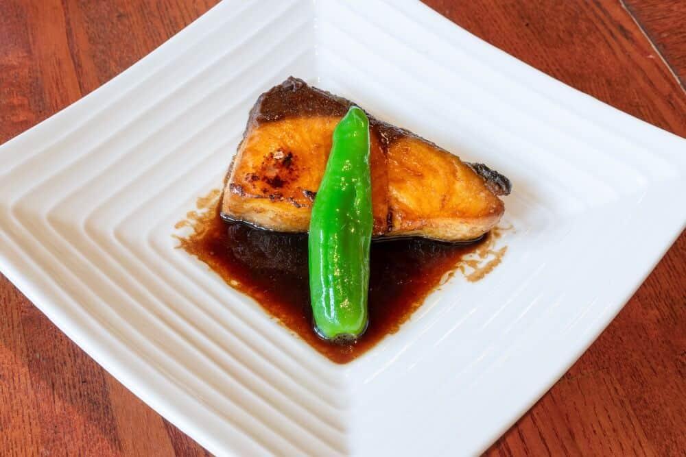 oyado furuya course fish