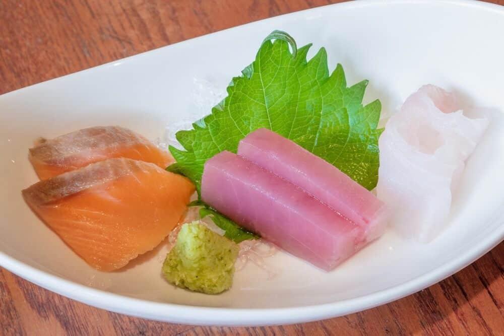 oyado furuya course sashimi