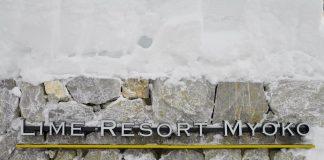 Lime resort
