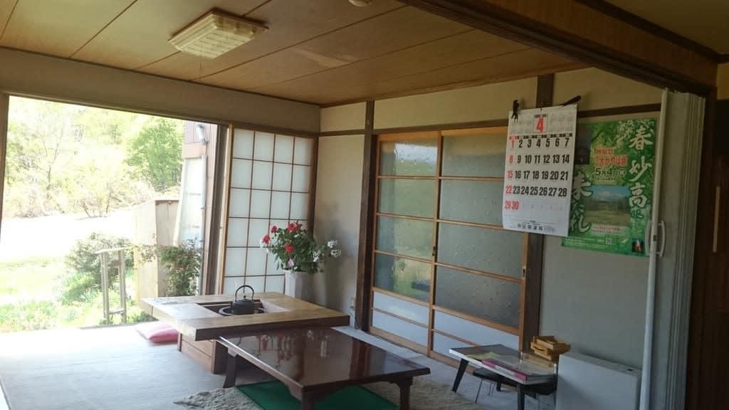 Lodge Amenouo rooms