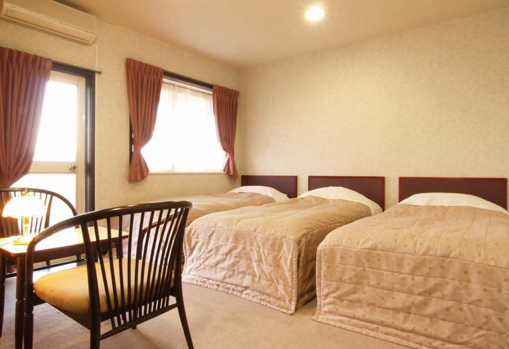 Akakura Yours Inn rooms