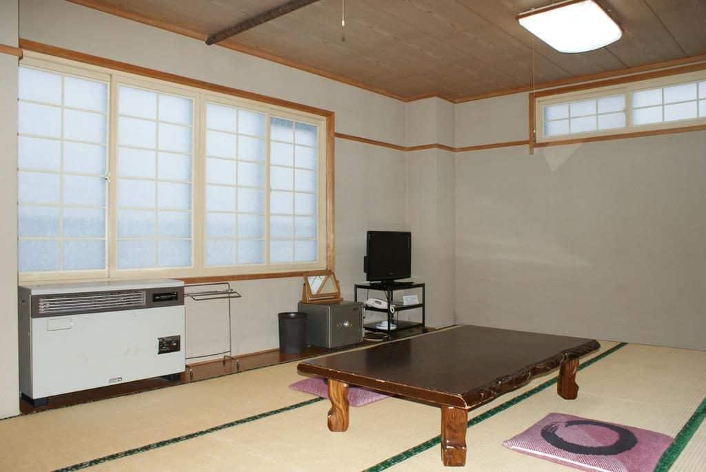 Alpha Inn Shuunso rooms