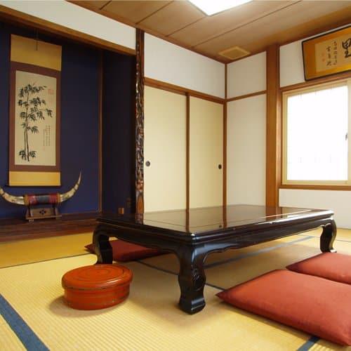 Ryokan Tabataya rooms