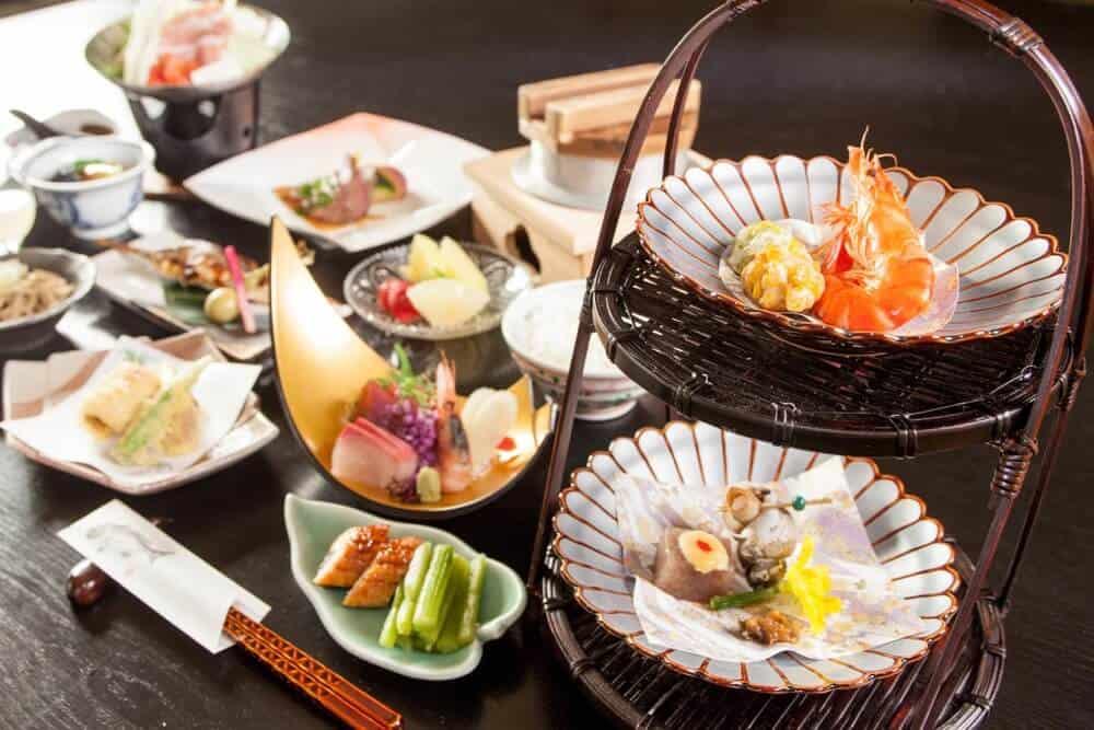 Hotel Taiko dinner