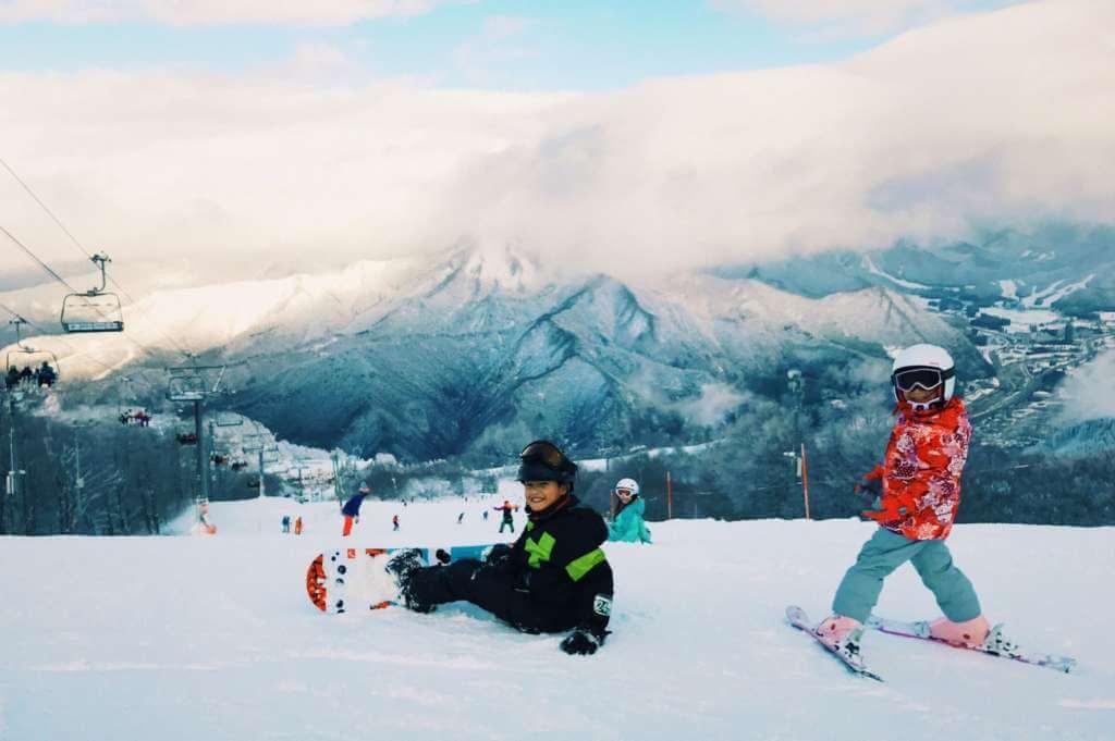 PRIVATE LESSONSski and snowboard